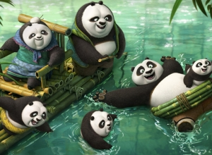 Take A Sneak Peak At Kung Fu Panda 3's New Characters
