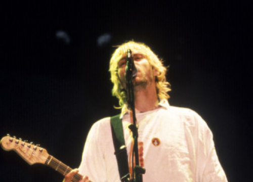 Kurt Cobain Caricature Sells For Almost $300k At Auction