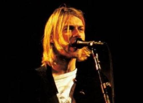 Book To Accompany Documentary Film About Kurt Cobain