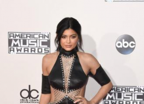Kylie Jenner Can't Take Eyes Off Baby