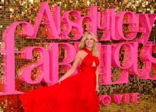 Kylie Minogue Feeling Positive