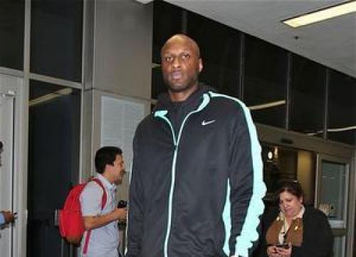 Lamar Odom Found Unconscious At Nevada Brothel - Report