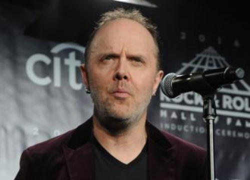 Lars Ulrich 'Less And Less' Inspired By Bands Nowadays