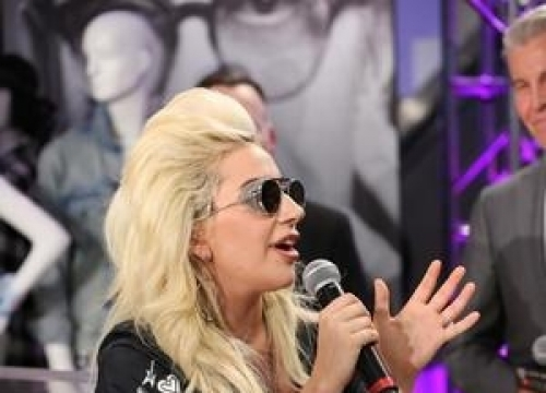 Lady Gaga Thrilled By Frank Zappa's 'Magical' Home