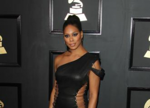 Laverne Cox Working With Beyonce