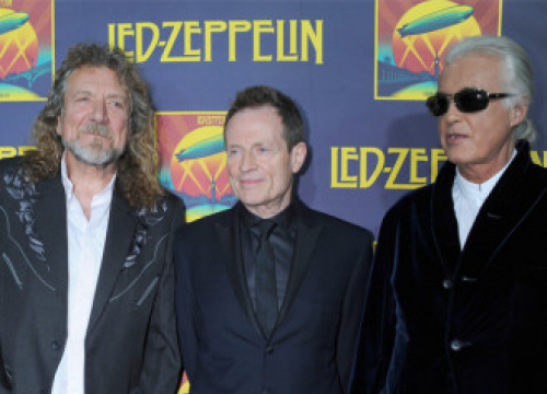 Led Zeppelin Were Set For Tour After 2007 Reunion Concert