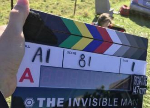 The Invisible Man Reboot Starts Filming