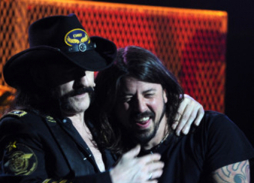 'I Wish Lemmy Were Alive To Hear It': Foo Fighters' Latest Single No Son Of Mine Is A Tribute To Lemmy