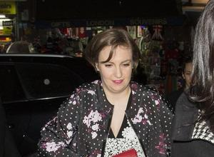 Champion Of Positive Body Image Lena Dunham Responds To Vogue Cover Controversy