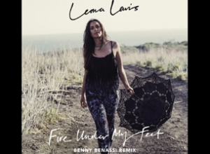 Leona Lewis - Fire Under My Feet [Benny Benassi Remix] Audio Video