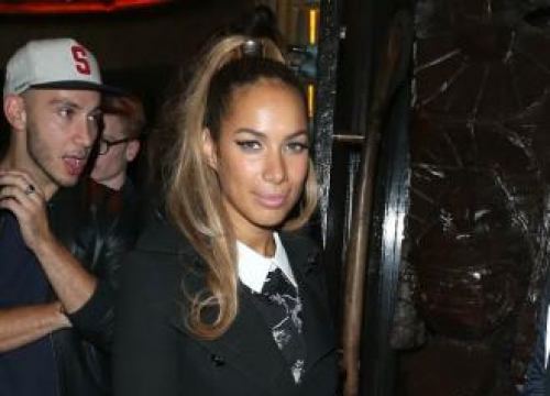 Leona Lewis' new album born out of 'frustration'