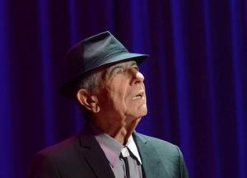 Leonard Cohen's Son Releases Video Tribute