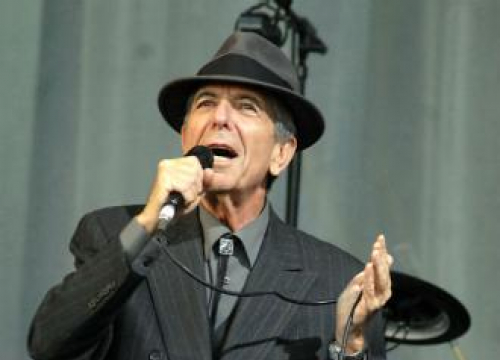 Leonard Cohen Inducted Into Bbc Radio 2 Folk Awards Hall Of Fame