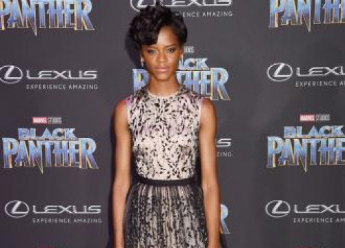 Letitia Wright Reveals Black Panther Beauty Regime