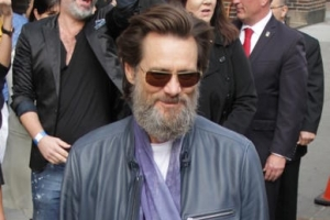 Jim Carrey Spotted With Young New Girlfriend Outside 'Letterman' - Part 3