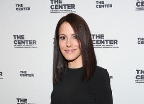 Dustin Lance Black Didn't Recognise Mary-louise Parker In Tv Disguise