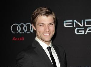 "Liam McIntyre Says ""I Do"" As He Weds Long-Time Girlfriend Erin Hasan"