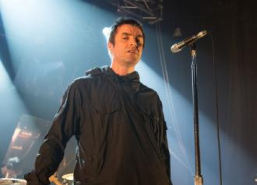 Liam Gallagher Teams Up With Radiohead Producer