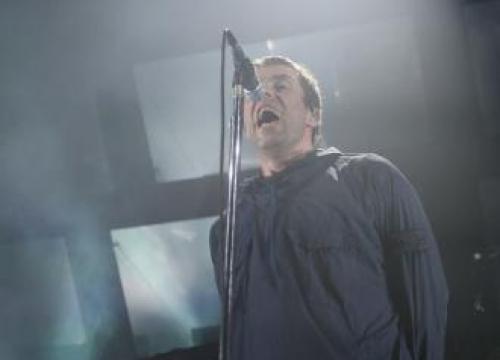 Liam Gallagher Turned Down Foo Fighters Glastonbury Gig