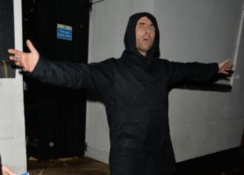 Liam Gallagher Mocks Noel's Wife