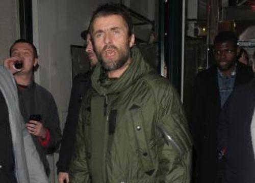 Liam Gallagher Saved By Rock 'N' Roll