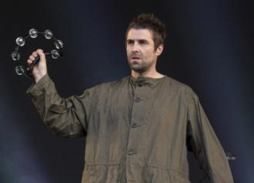 Liam Gallagher Teases New Music