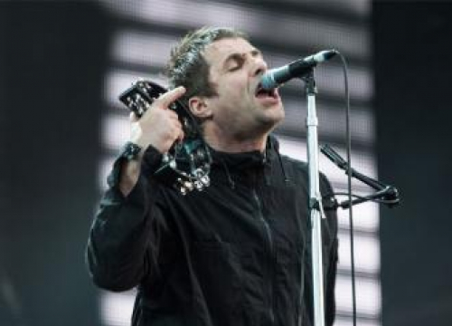 Liam Gallagher Will Finish Recording Album Next Month