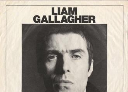 Liam Gallagher Unveils As You Were Artwork