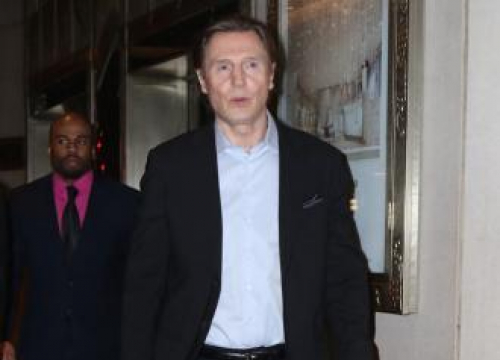 Liam Neeson Tips Killian Scott For Star Wars