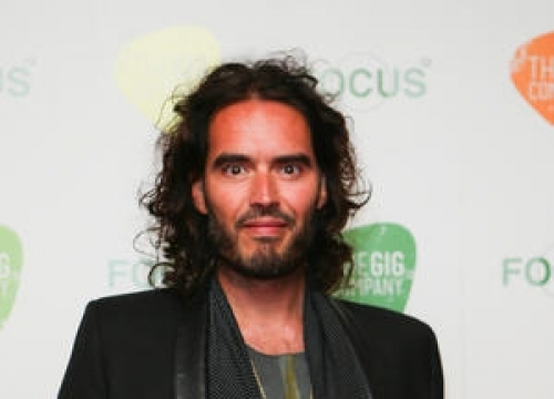 Russell Brand Opens Up About 'Wonderful' Experience Of Fatherhood