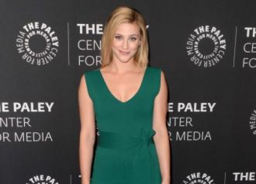 Lili Reinhart: My Career Made Me Self-conscious