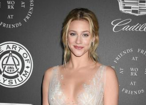 Lili Reinhart To Star In Chemical Hearts