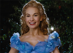 "Lily James - A Dream is a Wish Your Heart Makes (from Disney's ""Cinderella"") Video"