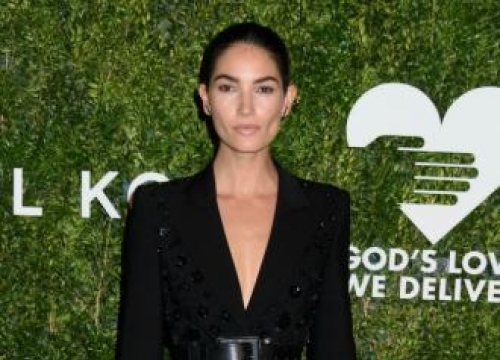 Lily Aldridge Feared She Would Cry During First Victoria's Secret Fashion Show