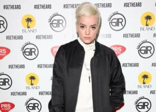 Lily Allen Drops First Song In Three Years