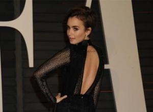 Lily Collins' 'bold' beauty move