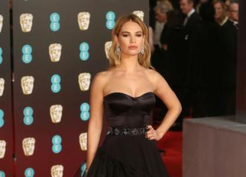 Lily James Wants To Play Bad Girl