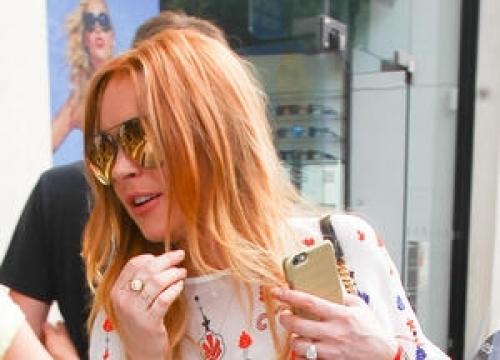 Lindsay Lohan's Sister Nabs Denim Collection Campaign