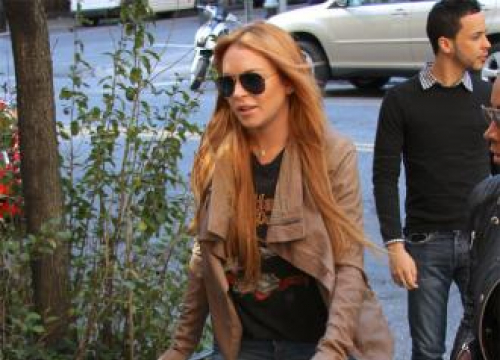 Lindsay Lohan 'Educating Herself' About Islam