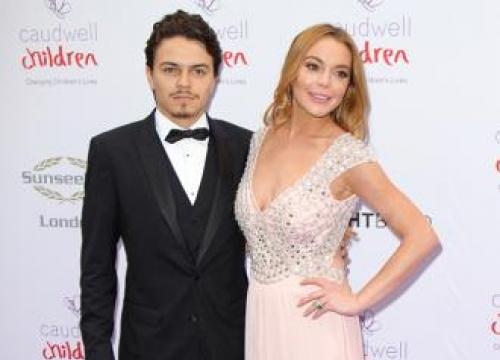 Lindsay Lohan Accuses Fiance Of Cheating