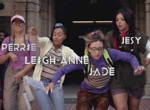 Little Mix - Black Magic Video