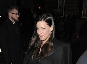Liv Tyler Engaged - Report