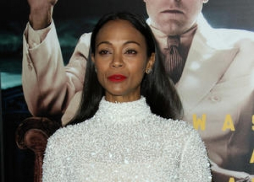 Zoe Saldana Under Attack For Trump 'Bullying' Comments