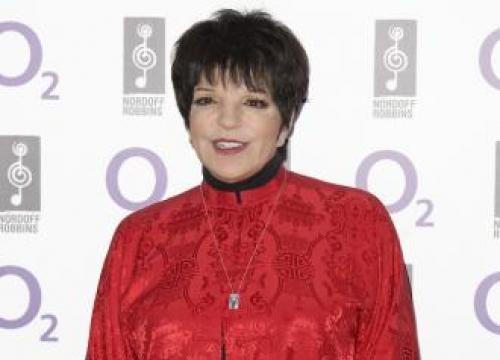 Liza Minnelli Doesn't Approve Of New Judy Garland Biopic