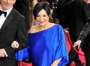 Liza Minnelli doing 'very well' in rehab