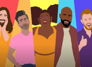Lizzo x Queer Eye - Soulmate Lyric Video