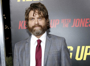 Zach Galifianakis Thinks Jack Nicholson's Joker Is The Best