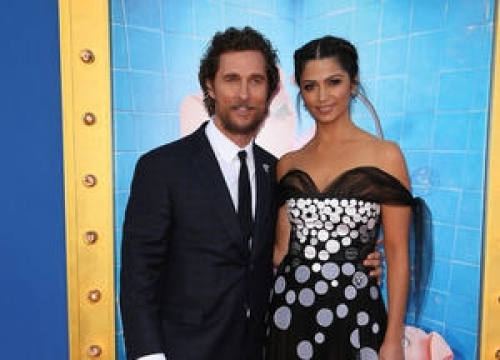 Matthew Mcconaughey: 'My Wife Turned Me Down Several Times'
