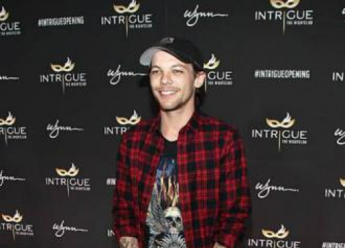 Louis Tomlinson: There's No Bitterness With One Direction Bandmates