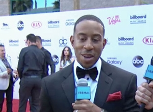 Ludacris - Red Carpet Interview (2015 Billboard Music Awards) Video
